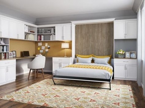 Dannette's May Design Tip: Home office guest room combination: