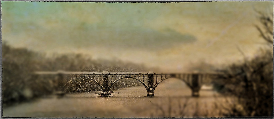 RR Bridge 1927 Imagined