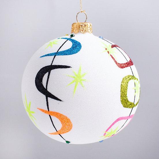 "#2164 - Thomas Glenn ""Daddy-O"" Ball Christmas Ornament"