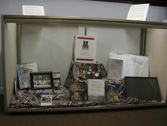 Forgotten Patriots Display Case