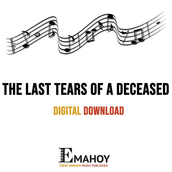 The Last Tears Of A Deceased