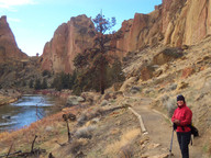 In Smith Rock