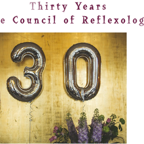 Maine Council of Reflexologists 30th Anniversary