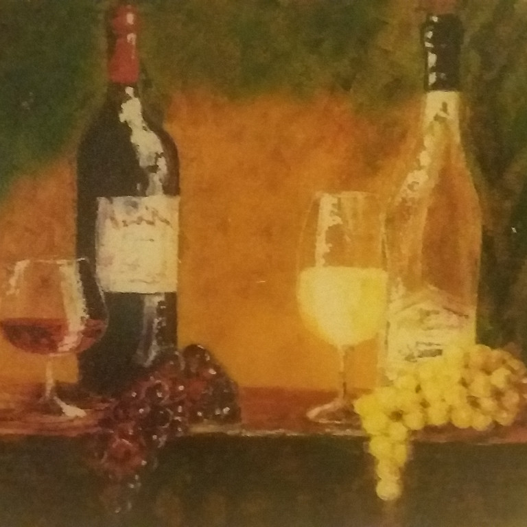 A Brush with Wine/ Art of Wine