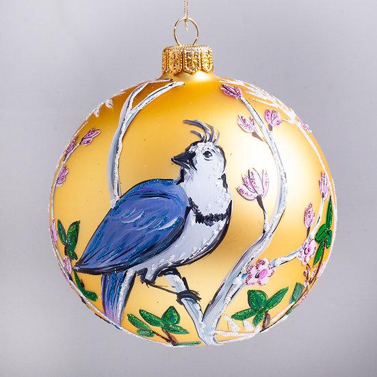 "#2185 - Thomas Glenn ""Paradise"" Ball Christmas Ornament"