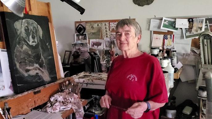 Kathy Winkler Art Studio