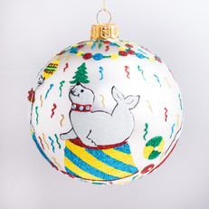 2176 - Christmas Seals - 2