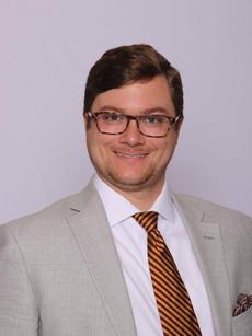 Reverend Mark Hertenstein