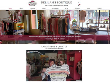 Delilah's Boutique
