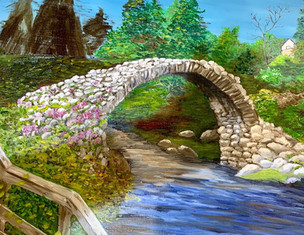 A Wee Bridge in Scotland