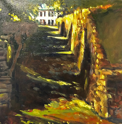 Rocky Lane, City Dock, Fredericksburg