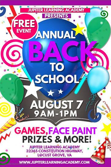 JLA -Locust Grove Back to school event.j