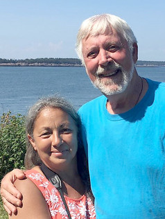 David & Loretta Sopiel Dow |Sea Feathers