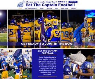 Eat the Captain Football