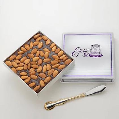Chocolate Almond Fudge - 1 lb