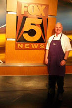 Edibles Incredible was featured on FOX5 TV's What's Cooking Segment