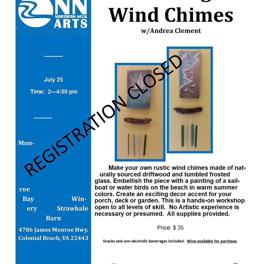 Creating Wind Chimes