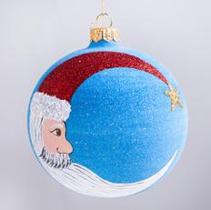 2169 - Crescent Santa - 2