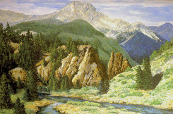 Rocky Mountain Springtime