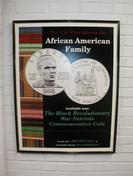 "Poster for ""The Black Revolutionary War Patriots Commemorative Coin"""