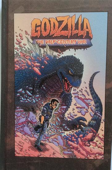 Godzilla: The Half-Century War        by James Stokoe