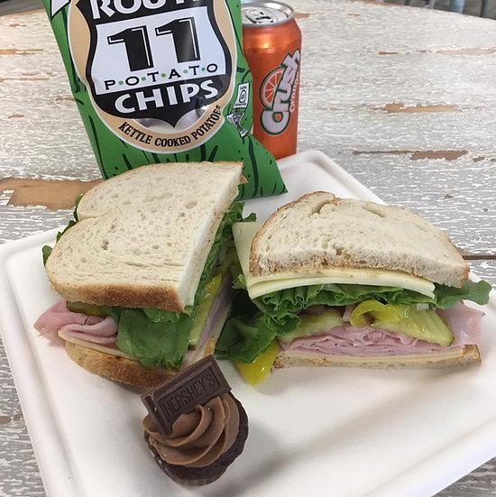 Bagged Lunch Menu