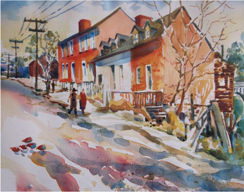 Sophia-St.-Houses-Watercolor-by-Marcia-C