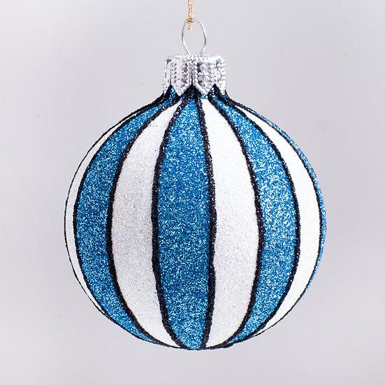 "#2188 - Thomas Glenn ""Oxford"" Mini Ball Christmas Ornament"
