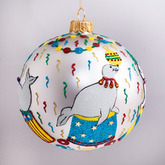 2176 - Christmas Seals - 1