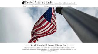 Center Alliance Party
