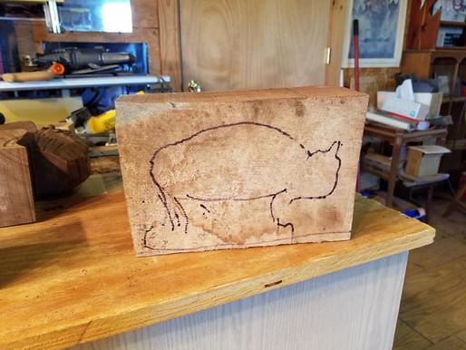 Sculpting Bison With Eddie Morrison