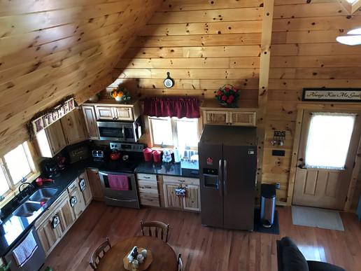 high view kitchen