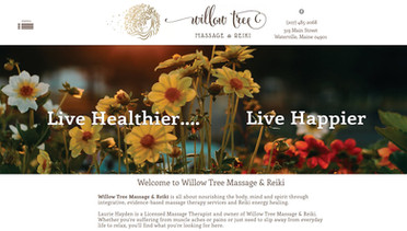 Willow Tree Massage