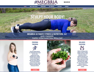 Megbria Ultimate Fitness & Nutrition