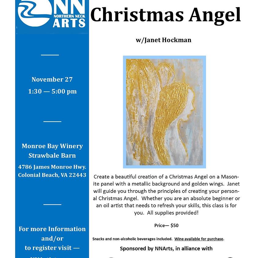 Create Your Christmas Angel