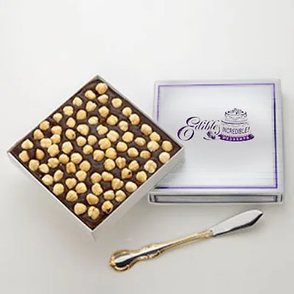 Chocolate Macadamia Nut Fudge  - AAYDS