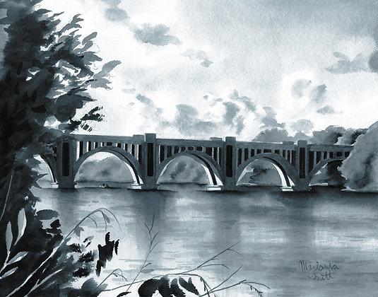 Rappahannock Railway Bridge