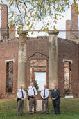 Orange County Sheriff's Office Administration at the Barboursville Ruins