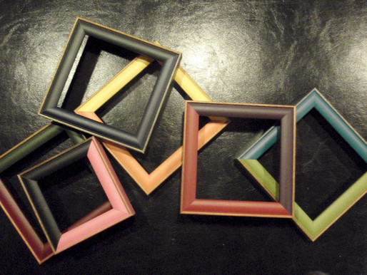 FRAMING TERMS FROM FRAME DESIGNS GALLERY
