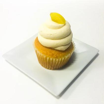 Lemon Lover's Dream Cupcake