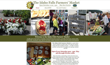 The Idaho Falls Farmers' Market