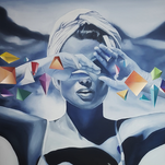 Triangles by Paola Charnet