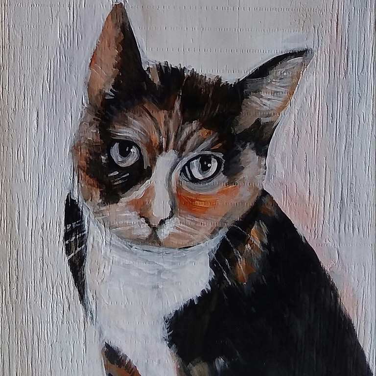 A Brush with Wine/Paint Your Pet