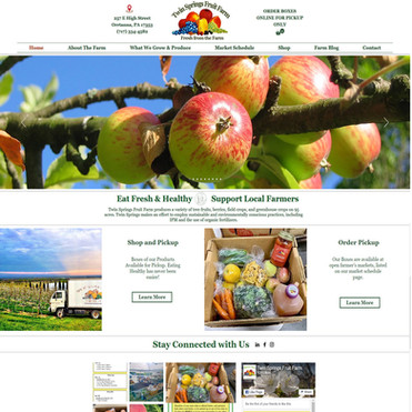 Twin Springs Fruit Farm