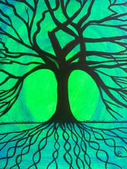Stacy Gerise, Celtic Tree of Life, _16x20_Acrylic_$275.jpg