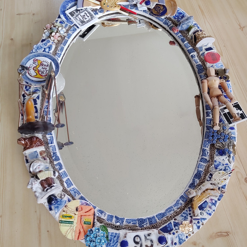 Mosaics Made Easy/Picture Frame