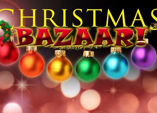 Christmas Bazaar December 4th & 5th