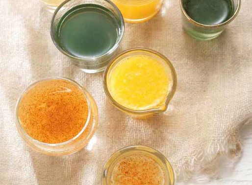 Raw Juice Shots: Nature's Delicious Immunity Boosters!