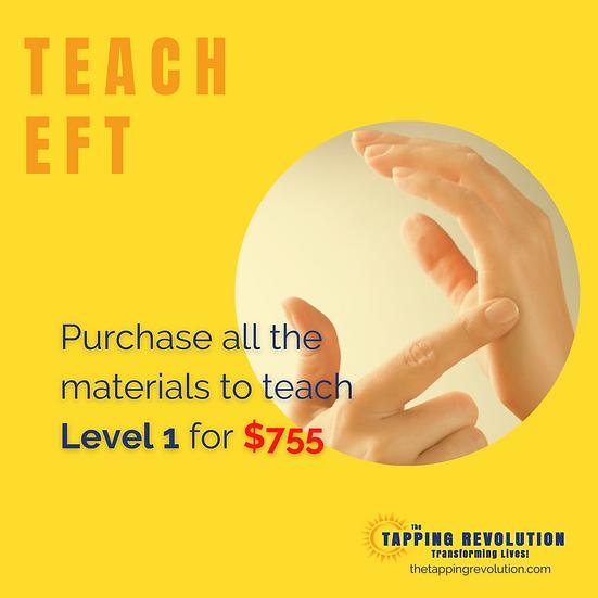EFT Level 1 Training