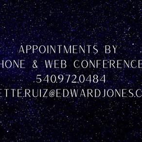 July Member of the Month: Yvette Ruiz, Edward Jones